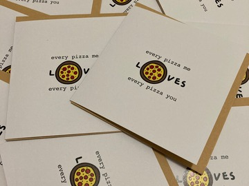 : Every Pizza Me Loves Every Pizza You