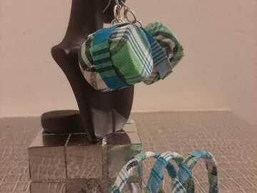 Vente avec paiement en direct: Bijoux artisanaux
