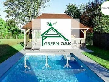 .: Green Oak   Eiken bijgebouwen en erkend Curv-verdeler
