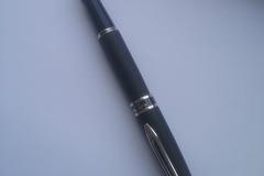 Renting out: Waterman Expert Mark II, matt black, medium nib