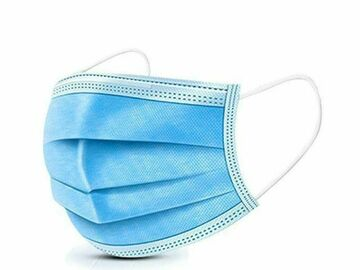 Buy Now: 100 Non-Medical 3-Ply Disposable Face Masks