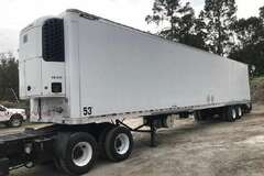 Daily Rental: 2016 Great Dane Reefer Trailer 53 ft