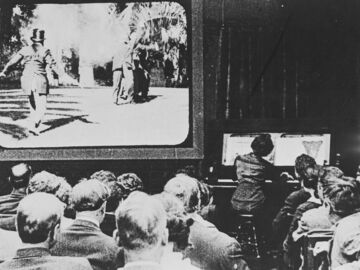 Online Payment - Group Session - Pay per Session: History of Film