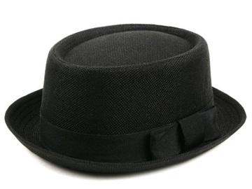 Liquidation/Wholesale Lot: Dozen Porkpie Fedora Hats