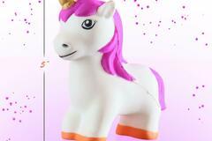 Buy Now: Novelty Slow Rising Kawaii Unicorn Squishy Toy