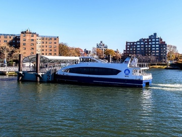 Monthly Rentals (Owner approval required): Queens NY, Private Gated Parking Spot Near Astoria (Queens) Ferry