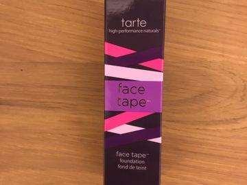 Venta: Base de maquillaje Face Tape de Tarte SIN ESTRENAR En Sephora 40€