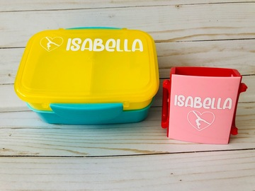 Selling with online payment: Kids Bento Box and Juice Box Holder