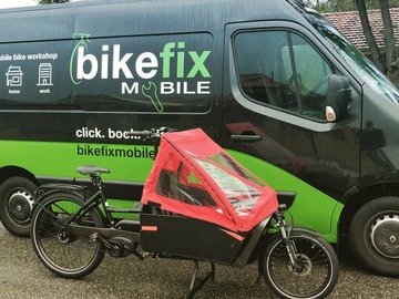 Mobile Bike Mechanic: Intermediate Service