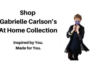 Announcement: SHOP GABRIELLE CARLSON'S 'AT HOME' COLLECTION