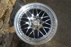 Selling: (2) HRE 540