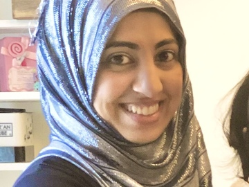 In-Person & Online: Zaakira Jamal - Teacher