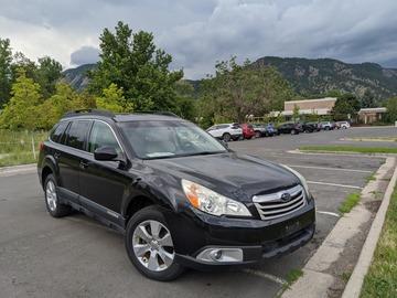 Owner/Supplier: Seeking driver: Subaru Outback Boulder, CO --> San Diego, CA