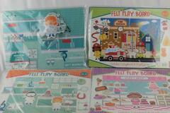 Buy Now: Horizon Group Felt Boards Assorted Designs 24pcs