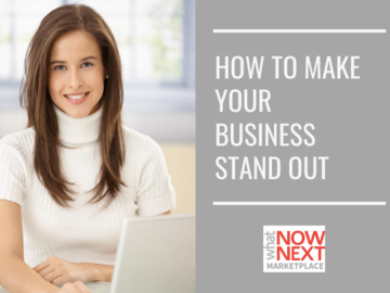 Announcement: Create A Marketplace Profile that Makes Your Business Stand Out