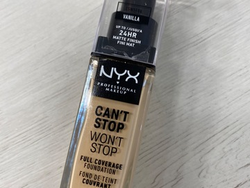 Venta: Nyx Can't Stop Won't Stop Base de maquillaje