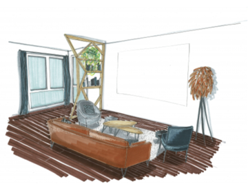 Offre: PINKSPACE - architecte d'intérieur