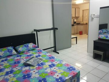 For rent: Free Utility Room Rent at Sg Besi, Kuala Lumpur