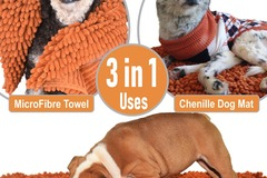 Buy Now: Our K9 Training Made Easy Snuffle Mat for Dogs - 3 Uses 1 Mat