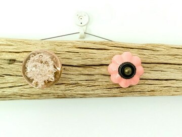 : Driftwood Necklace Holder - The Signpost