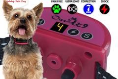 Buy Now: Bark Collar - Shock - Vibration Collar - Small - Medium Dogs