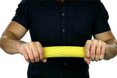 SALE: CanDo® Twist-n-Bend® Exerciser Flex Bars