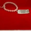 Buy Now: 100 pcs-- Genuine Rose Quartz Bracelet  $.74 pcs--$10.00 retail