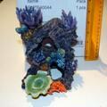 Buy Now: Polyresin Colorful Coral Fish Aquarium Decoration – Item #PMTF400
