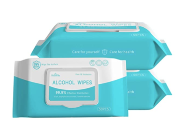SALE: Alcohol Wet Wipes