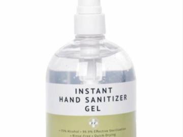 SALE: Hand Sanitizer Gel (500 ML)