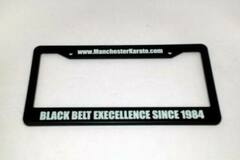 Buy Now: Misprint Plastic License Plate Frames