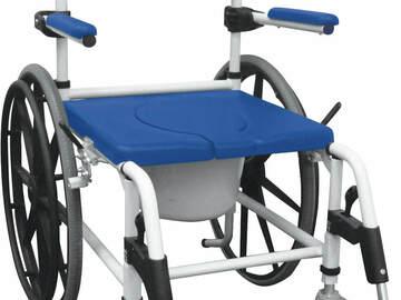 SALE: Aluminium Rehab Shower Commode Chair | Buy in Toronto