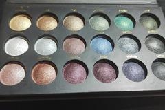 Venta: Vendo paletas sombras
