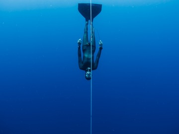 Freediving courses: Online equalization workshop  Freedive Amsterdam Christophe Leray