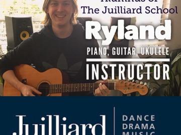 Piano - 60 Minute: (SKYPE/ZOOM) lessns - Juilliard School Alumnus