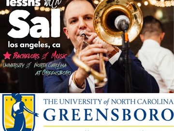 Trombone lessns: Trombone lessns - Beverly Hills, CA (in-person or SKYPE/ZOOM)