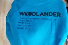 Vuokrataan (yö): Woolander makuualusta