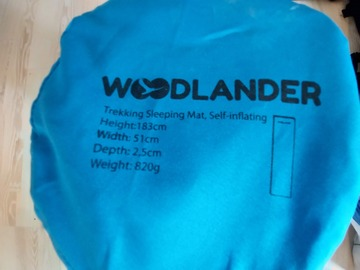 Vuokrataan (viikko): Woodlander makuualusta