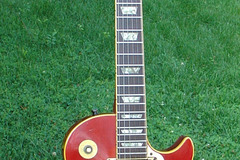 Selling with online payment: 1975 GIBSON Les Paul Deluxe guitar & case The Who.....