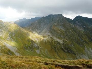 Réserver (avec paiement en ligne): Randonnée dans les Alpes de la Transylvanie - Roumanie