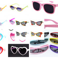 Buy Now: 6 Dozen (72 Pairs) Assorted Kids Size Sunglasses NIB