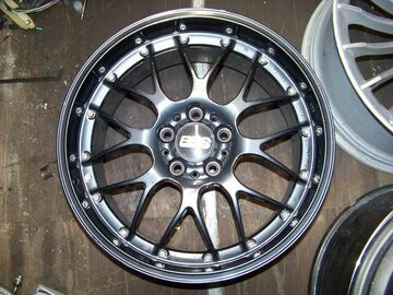 "Selling: Single 19"" BBS RS-GT"