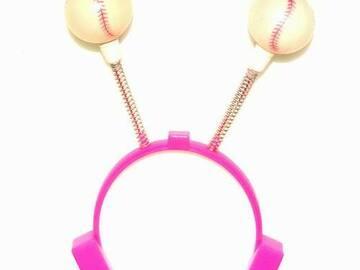 Buy Now: Novelty Light Up Baseball Headband