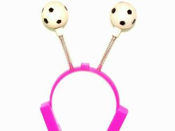 Buy Now: Novelty Light Up Soccer Headband