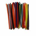 Liquidation/Wholesale Lot: Pack Of 48 – Chenille Kraft 8″ Stems Pipe Cleaners (Assorted Colo