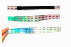 Buy Now: Patriotic Holographic Adjustable Headbands