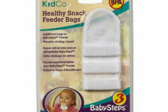 Liquidation/Wholesale Lot: Kidco Healthy Snack Refill Feeder Bags (3-Pack) – Only $1.25/Pack