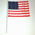 Liquidation/Wholesale Lot: Polyester 8″ X 10″ Patriotic American Flag