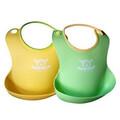 Buy Now: Lambie & Me Food Catcher Pocket Baby Bibs (2-Pack) Item#5TEVG- On