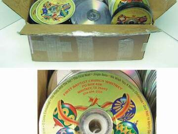 Buy Now: Wholesale Misprint Christmas Song CD